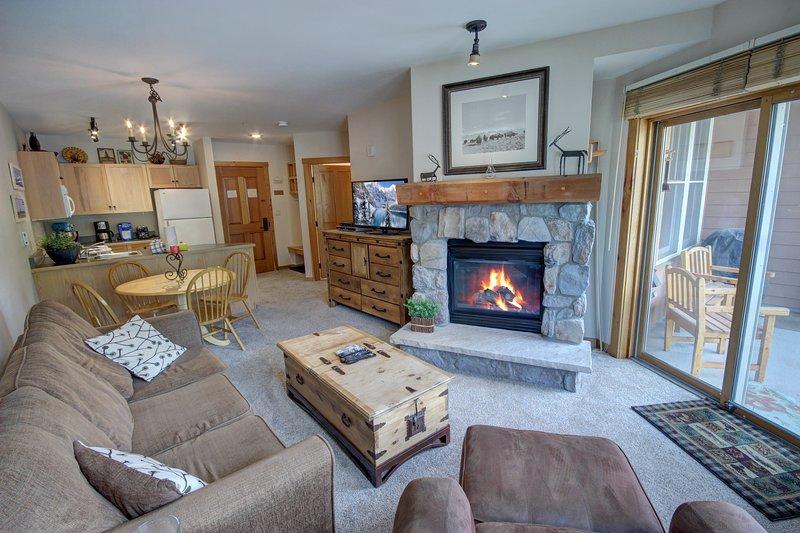 One bedroom condo in Buffalo Lodge