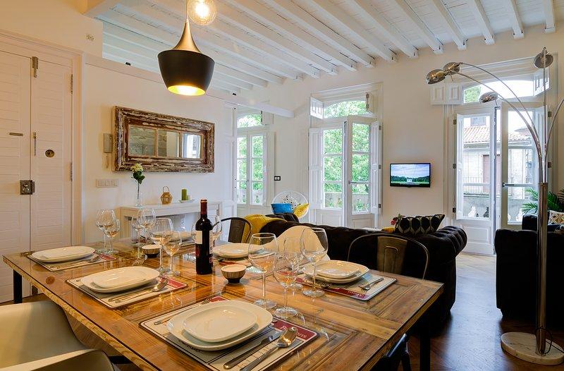 Verdura Suites Pontevedra, holiday rental in San Xoan de Poio