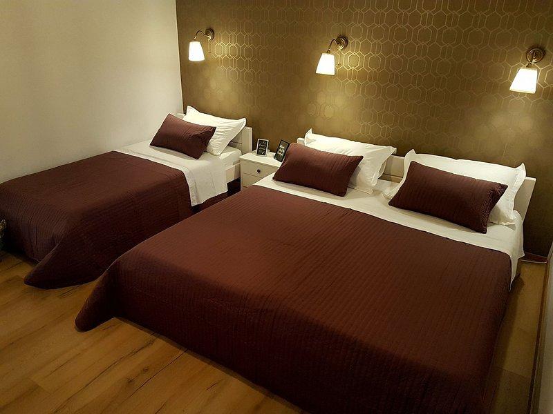 A1 (3 + 1): dormitorio