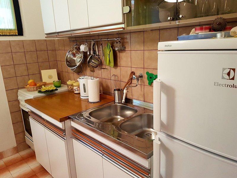 A1 (3 + 1): cocina