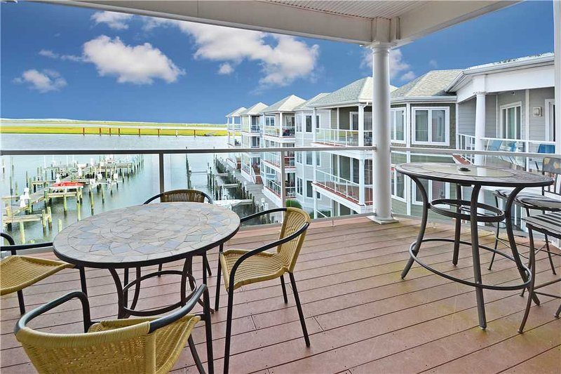 Sunset Bay Villa 312, vacation rental in Chincoteague Island