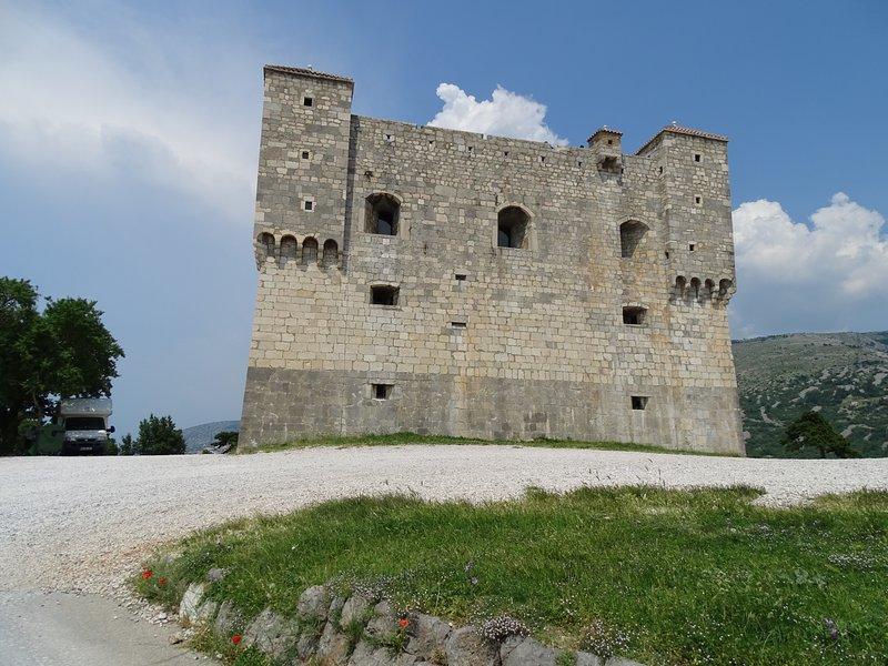 Fortress Nehaj in Senj