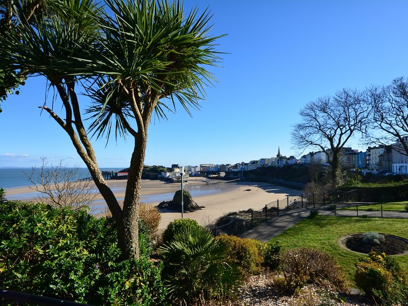 Delightful Tenby is three miles away and well worth a visit