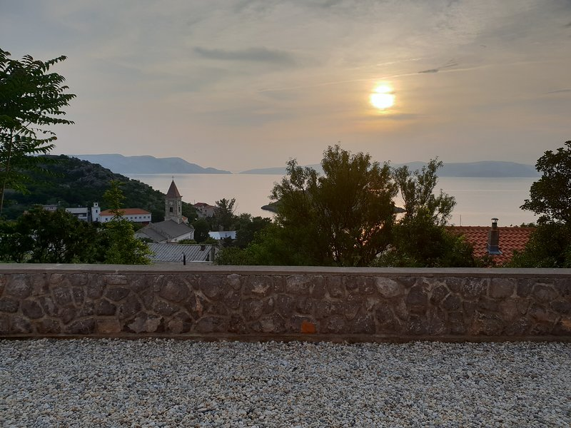 The view from terace