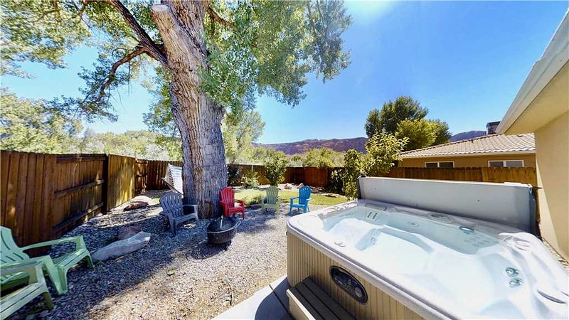 Cottonwood Retreat ~ 347, vacation rental in Moab