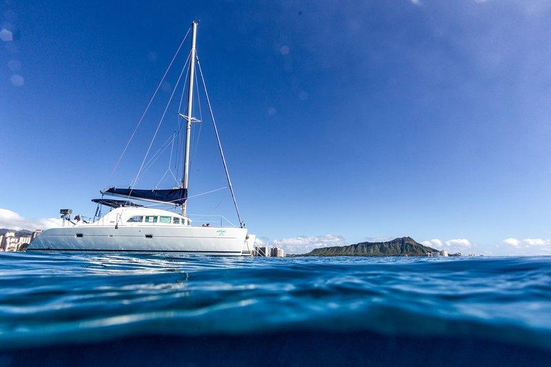 Private Yacht in Paradise!, alquiler de vacaciones en Aiea