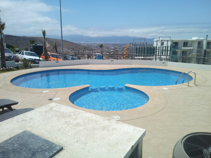 Departamento familiar Cataviña, vacation rental in Ensenada