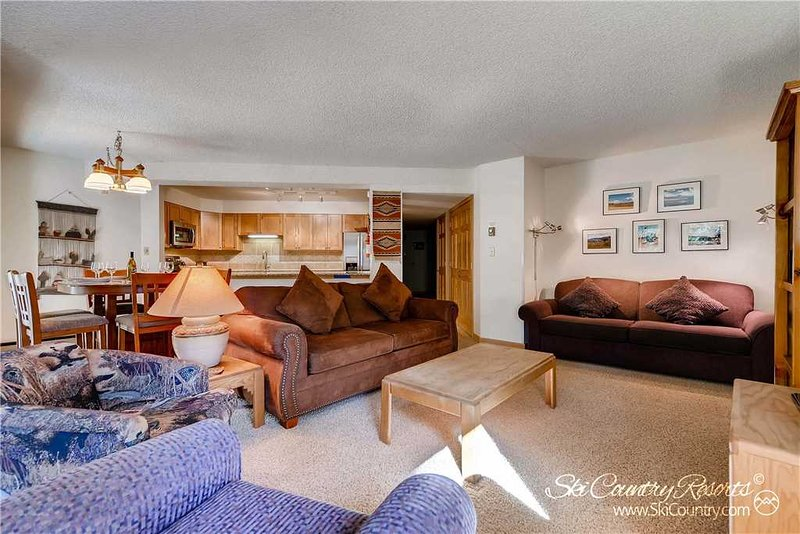 Powderhorn C204 by Ski Country Resorts, location de vacances à Breckenridge