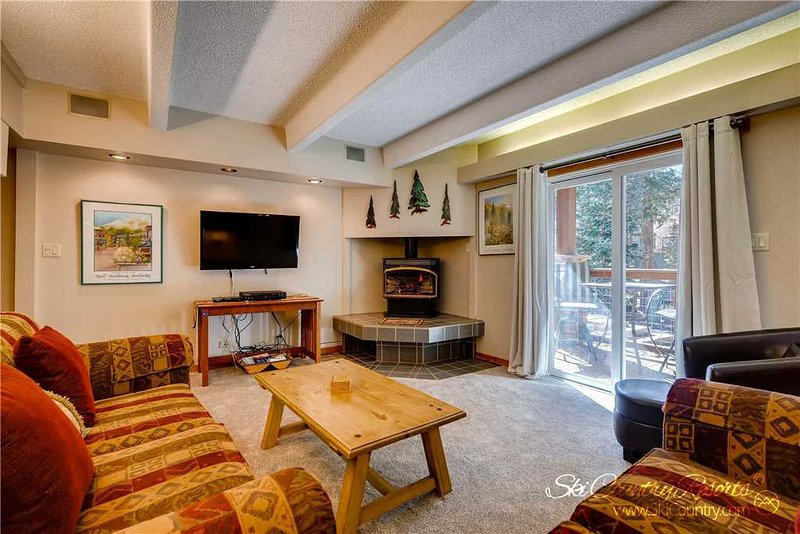 Columbine 103 by Ski Country Resorts, vacation rental in Breckenridge