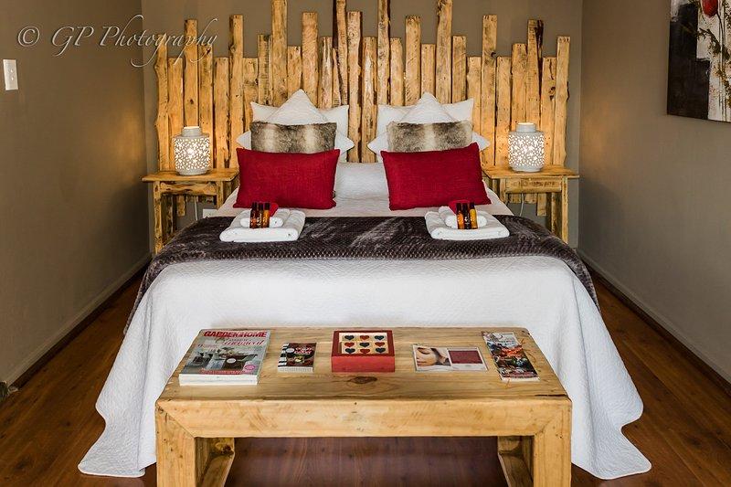 Jardín Suite Deluxe con cama grande