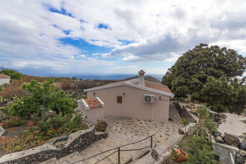 Holiday cottage in Los Llanos, location de vacances à Todoque