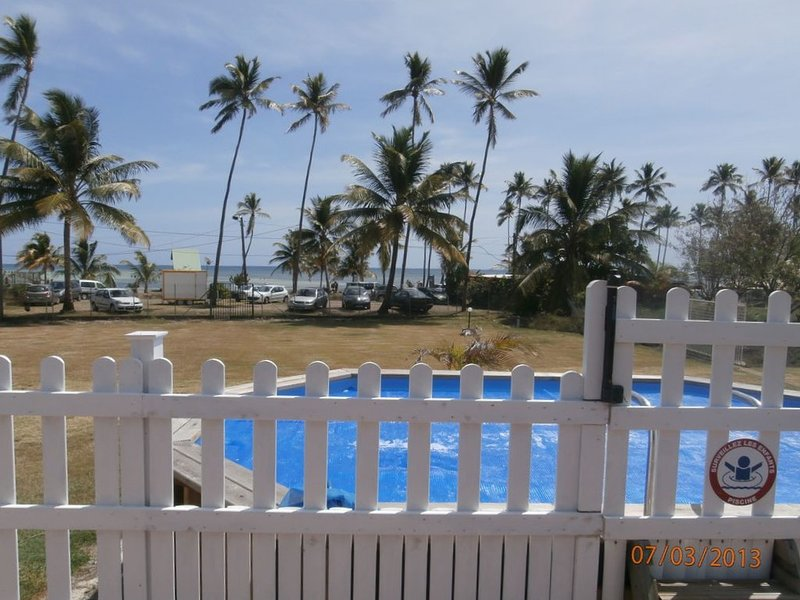 Beautiful house with swimming-pool, vacation rental in Le Vauclin