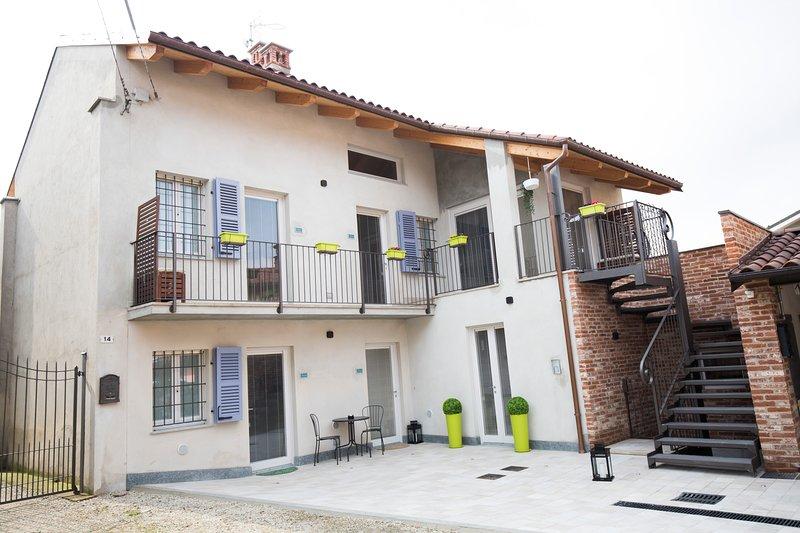 Roero Suite : la tua casa nel Roero!, vacation rental in Montaldo Roero