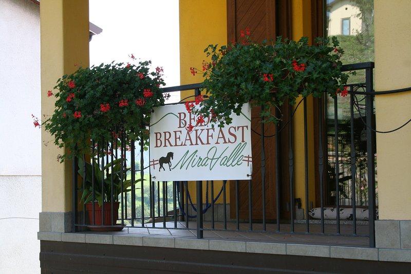 B&B MiraValle, holiday rental in Zandobbio