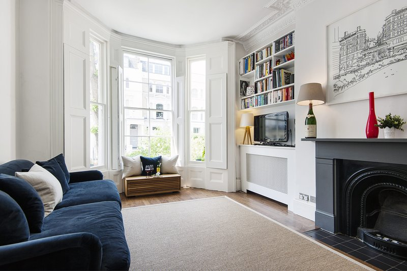 The Lovely Notting Hill Apartment- NGR, aluguéis de temporada em Willesden