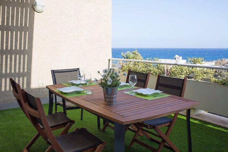 Apartments with sea views 3D, holiday rental in Poris de Abona