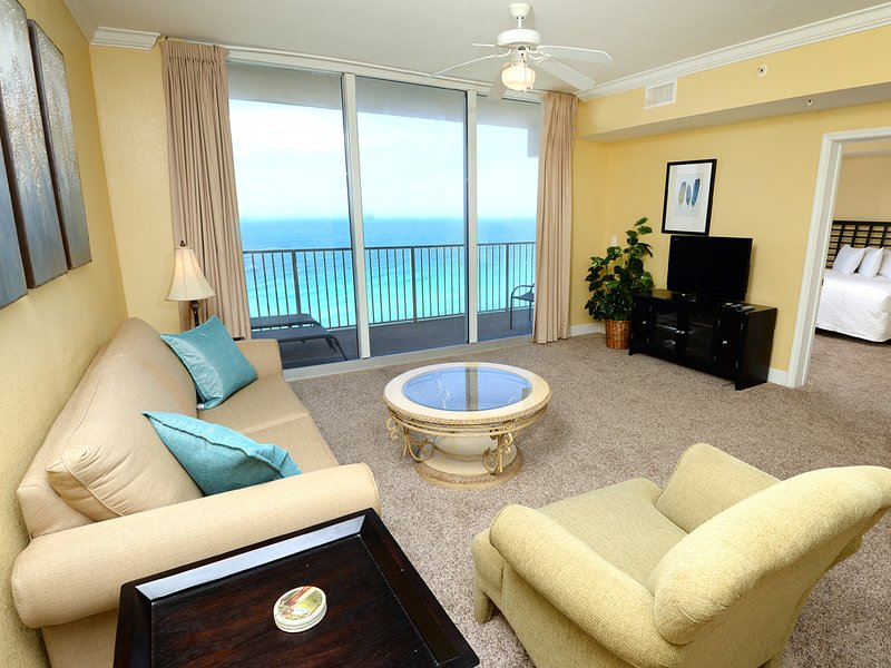 Tidewater Beach Resort 1415 Has Cable Satellite Tv And