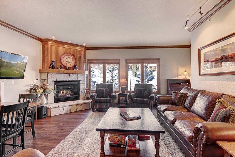 Tyra Riverbend 116, vacation rental in Breckenridge