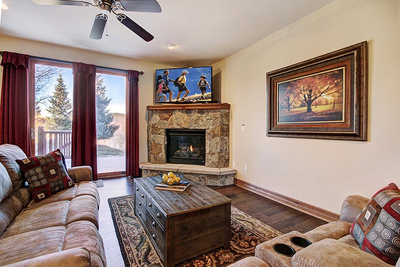 Highland Greens 93 - Drive to Slopes, holiday rental in Breckenridge