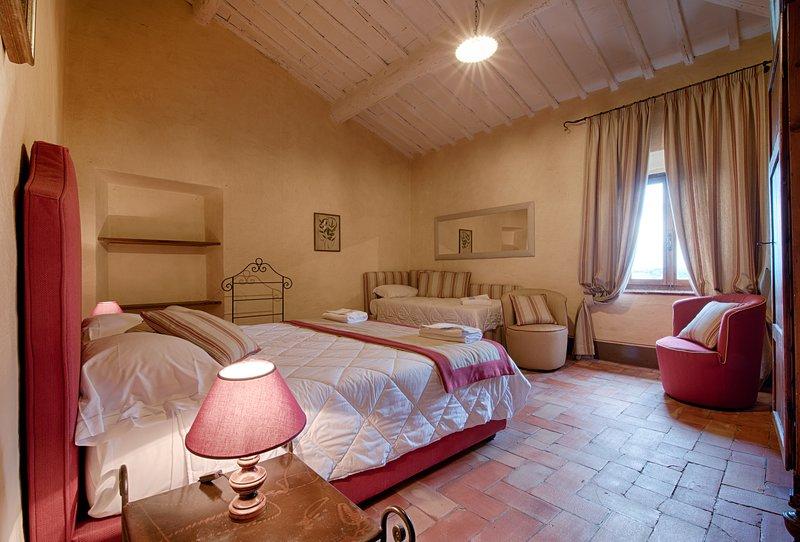 Bellavista (Castello di Bossi) S. Piero, holiday rental in San Felice