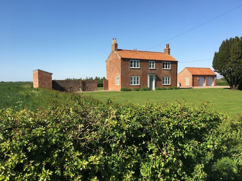 Church Farm, Anderby, location de vacances à Sutton-on-Sea