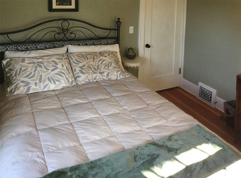 Un matelas de qualité Sealy favorise un sommeil réparateur.