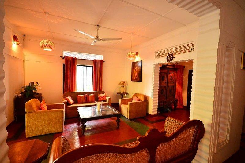 Gaalu Sulang Beach Villa (Room 2), holiday rental in Rathgama