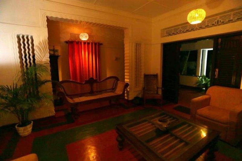 Gaalu Sulang Beach Villa (Room 1), holiday rental in Rathgama