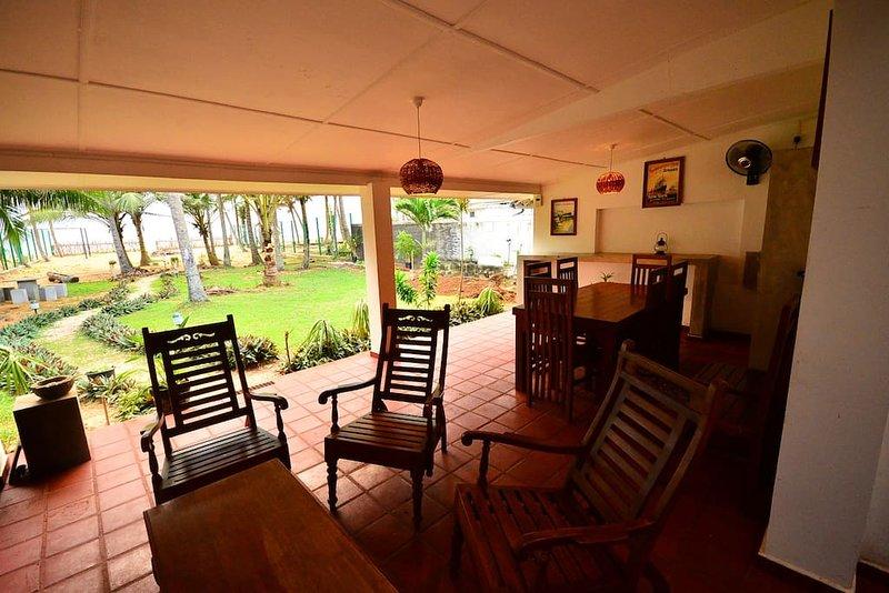 Gaalu Sulang Beach Villa (Room 3), holiday rental in Pitiwella