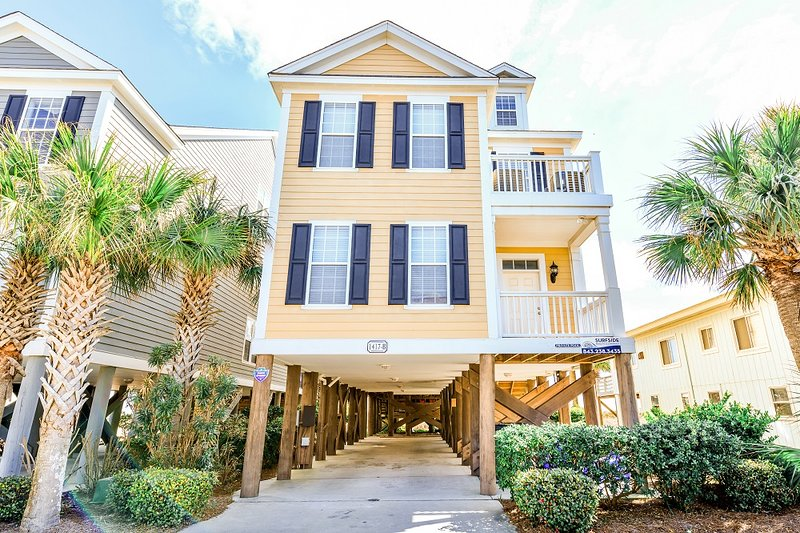 Shore Perfection, holiday rental in Surfside Beach
