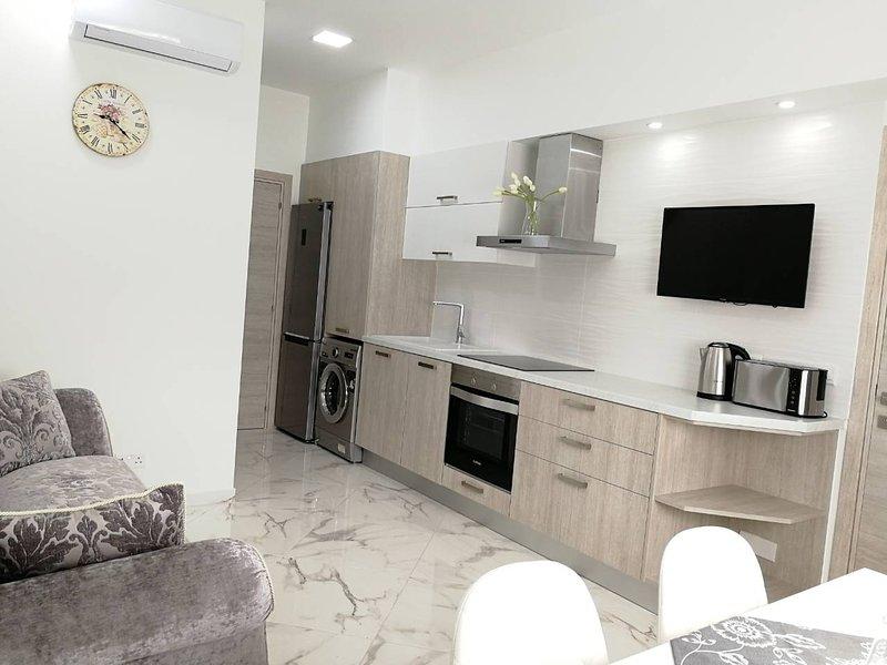 V.I.P. Galatex, holiday rental in Mouttagiaka
