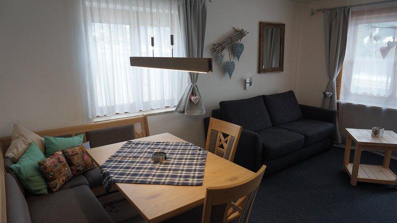 traumhafte Ferienwohnung mit Almblick - bis 4 Personen, holiday rental in Balderschwang