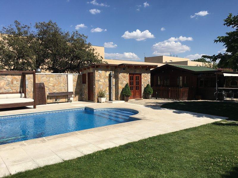 Apartamento full equip con piscina villanueva de la ca ada espa a actualizado 2019 - Piscina villanueva de la canada ...