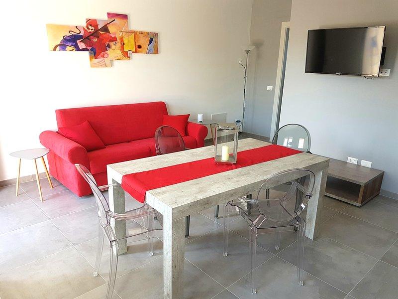 Salotto/dining room
