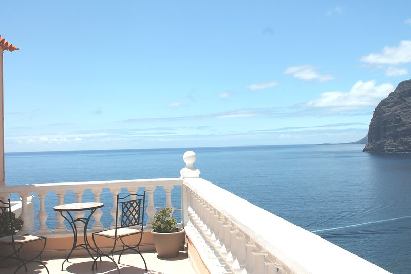 Amazing views from terrace