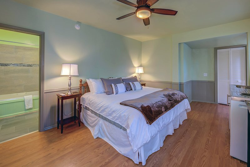 Chamomile Suite at the Carlisle Garden Suites, vacation rental in Ashland