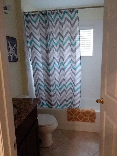 Salle de bains familiale