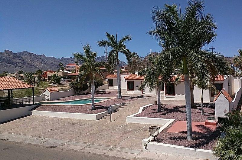 3 CASITAS - Unit 1 - San Carlos, Sonora Mexico! Beaches, Scuba, Fishing & More!!, holiday rental in Guaymas