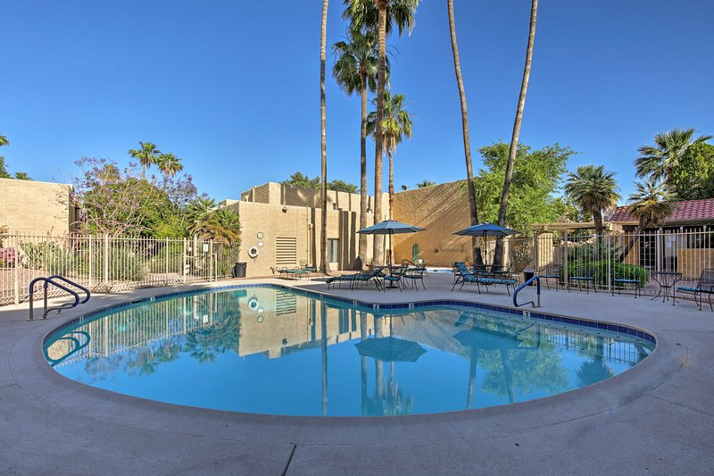 You certainly won't be short of activities in Scottsdale!