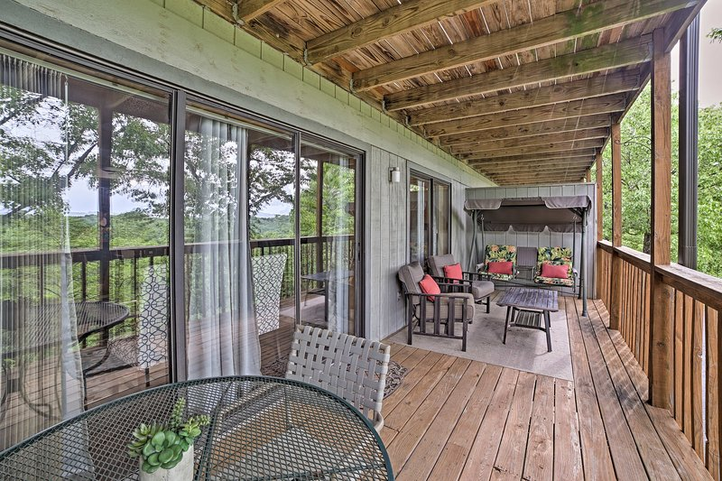 Experience the best of Branson from this vacation rental condo!