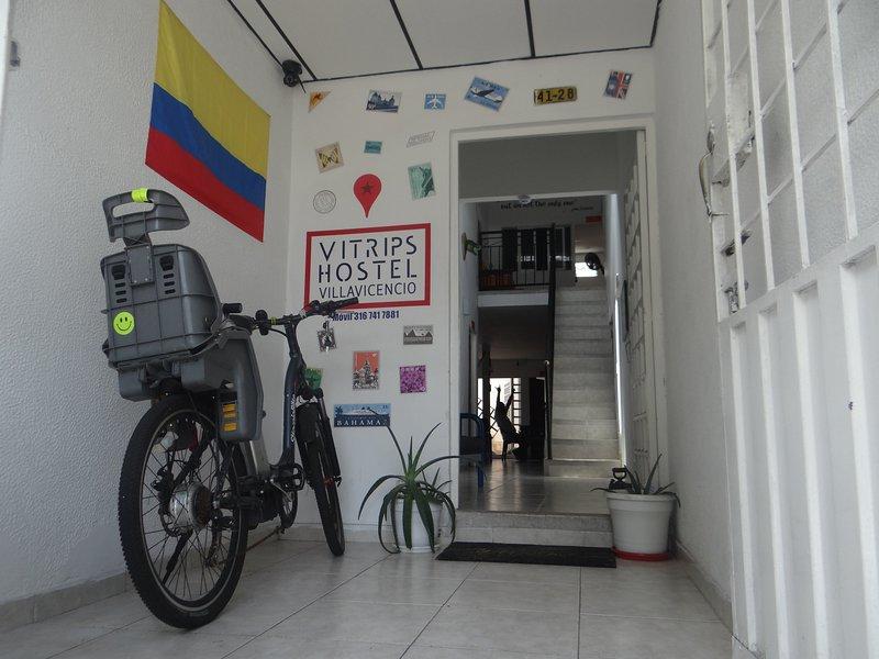 Vitrips Hostel Antares habitacion de lujo, holiday rental in Cumaral