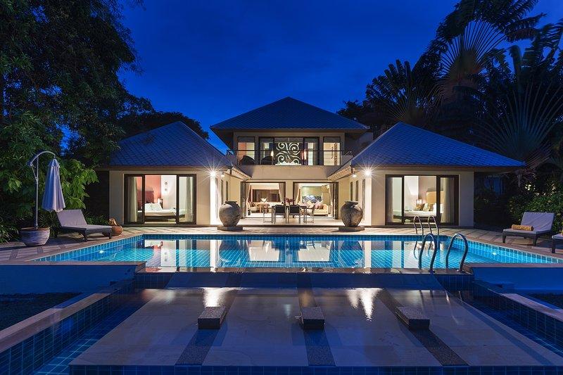 Villa Sabai, vacation rental in Bophut