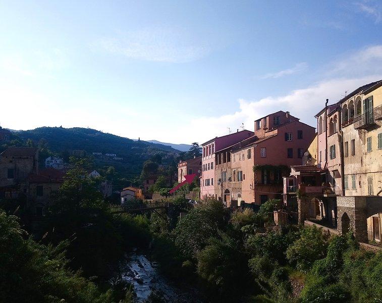 La casa en el río