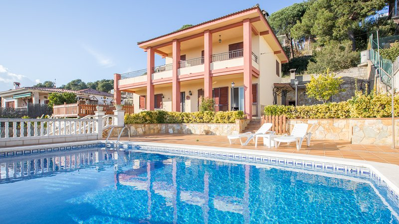 Maer, holiday rental in Blanes