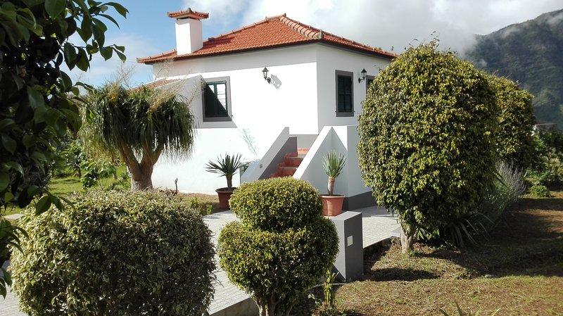 Granny´s farm, location de vacances à Sao Vicente