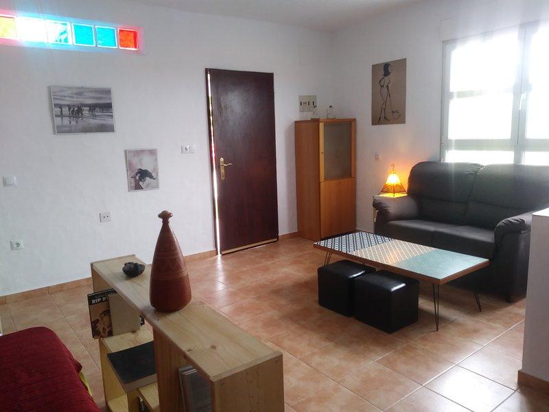 Casa en el Palmar, holiday rental in El Palmar de Vejer