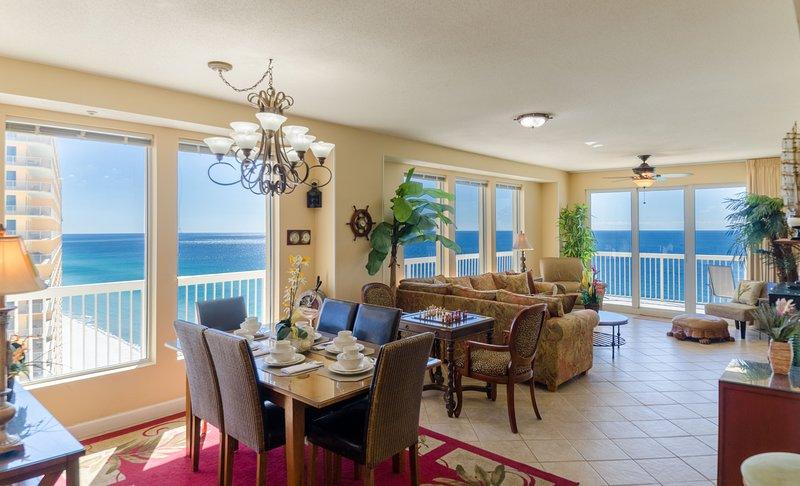 Willkommen bei Turtle Cay! Ja, das ist das eigentliche Eigentum, wo Sie bleiben werden, wenn Sie bei uns buchen!