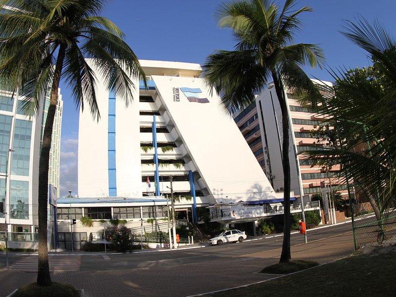 Flat particular inserido em Hotel Beira Mar da Pajuçara, casa vacanza a Praia do Frances