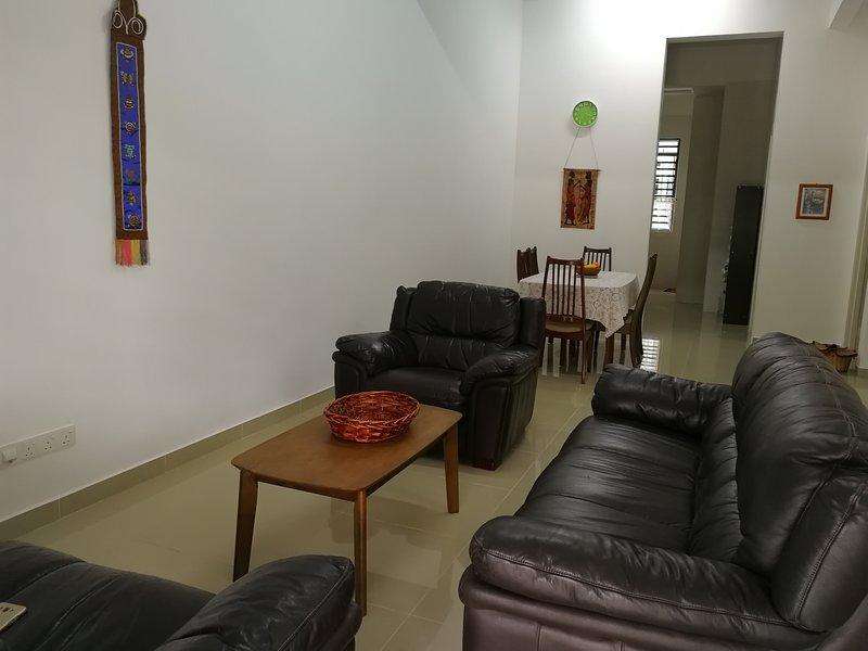 Sofá con 1 plaza, 2 plazas y 3 plazas.
