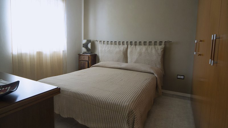 Appartamento in villetta circondata dagli ulivi, location de vacances à San Nicola
